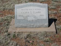 Clara Senora <I>Resner</I> Clark