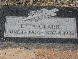 Etta Clark