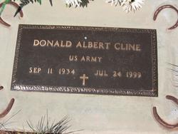 Donald Albert Cline