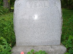 """Rebecca Martha """"Jane"""" <I>Van Blaricom</I> Veal"""