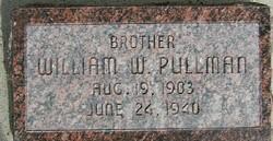 William Warner Pullman