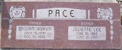 Juliette <I>Lee</I> Pace