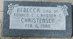 Rebecca Christensen