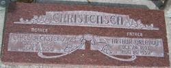 Ethel Clarcy <I>Beckstead</I> Christensen
