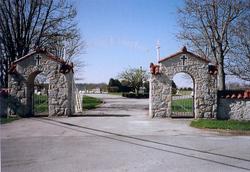 Saint Michaels New Cemetery