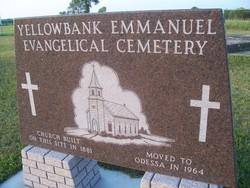 Yellow Bank Emmanuel Evangelical Cemetery