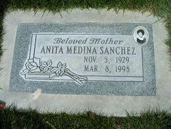 Anita Solme <I>Medina</I> Sanchez
