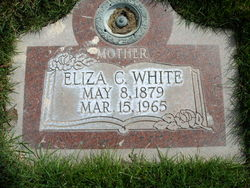 Eliza May <I>Creer</I> White