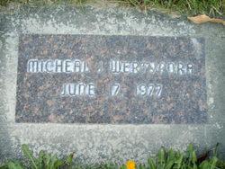 Micheal James Wertypora
