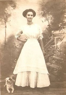 Ivory Dorothy <I>Anderson</I> Powell