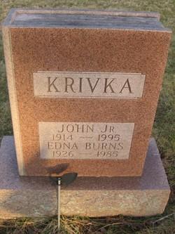 John Krivka, Jr