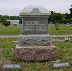 Arzona Belle <I>Compton</I> Caughron