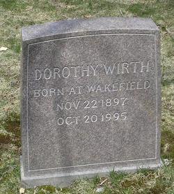 Dorothy Wirth