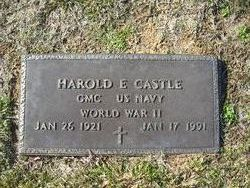 Harold Ewan Castle