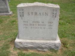 Eva E <I>White</I> Strain