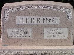 Judson Chester Herring