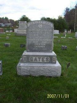 Clarence D Gates