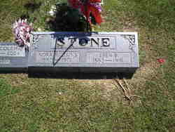 Nora Etta Nicie <I>Robbins</I> Stone