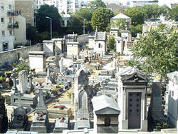 Cimetière de Boulogne-Bilancourt