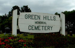 Green Hills Memorial Cemetery