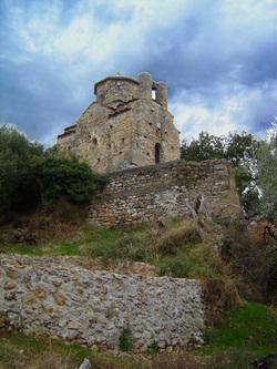 Agios Nikolaos, Chora