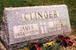 Lucy Catherine IAaron I Clinger