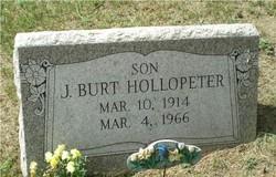 "James Burtsel ""Burt"" Hollopeter"