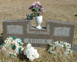 Argil H Brock