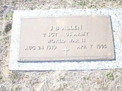 James Bruce Allen Jr.