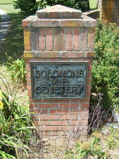 Solomons United Methodist Cemetery