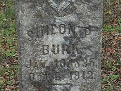 Simeon P Burk