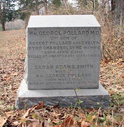 Dr William George Pollard