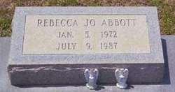Rebecca Jo Abbott