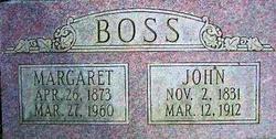 John Boss