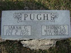 Sarah Catherine <I>Eberhart</I> Pugh