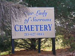 Our Lady of Sorrows Cemetery