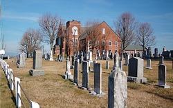 Salem Evangelical Lutheran Church Cemetery