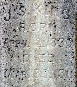 John Stanton King