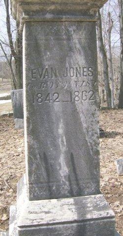PVT Evan Jones