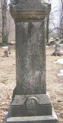 Margaret E. <I>Williams</I> Jones