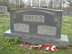 Irene <I>Anderson</I> Dycus