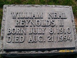 William Neal Reynolds, II