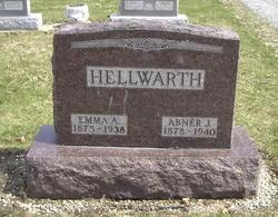 Emma <I>Hoenie</I> Hellwarth