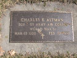 Charles E Altman