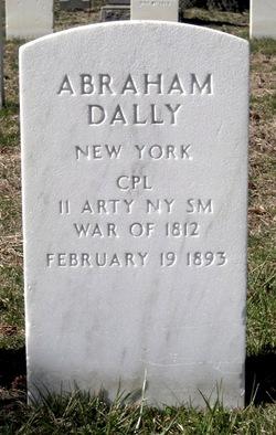 Abraham Dally