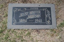 Jesse Denver Johnson