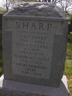 Thelma <I>Parkinson</I> Sharp