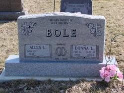 Allen L. Bole