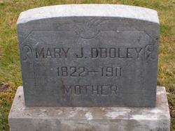Mary Jane <I>Carter</I> Dooley