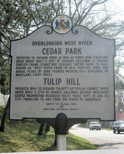 Cedar Park Estate Cemetery